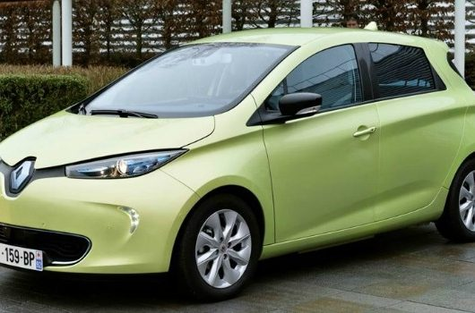 Renault Next Two, prototipo auto guida automatica