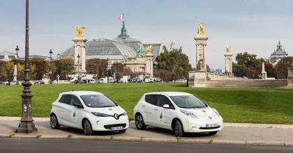 Alleanza Renault Nissa a Parigi