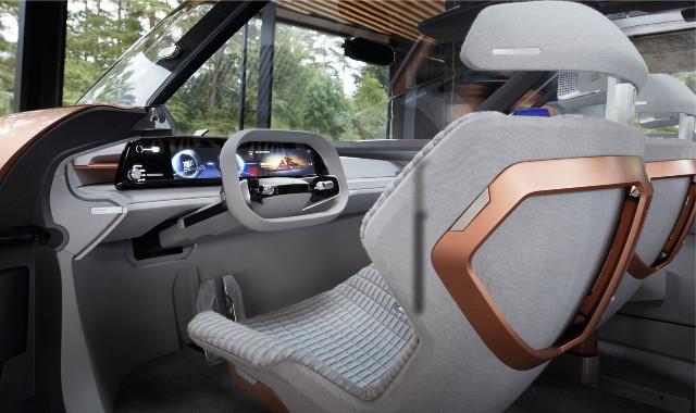 Renault Symbioz Concept guida autonoma