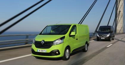 Renault Trafic e Master 2014