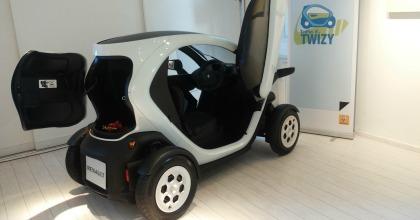 Renault Twizy Cargo 2014