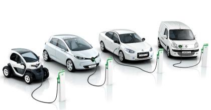 Renault ZE, zero emissions