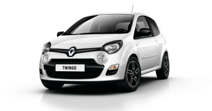 Nuova Renautl Twingo Model Year 2014 Night & Day