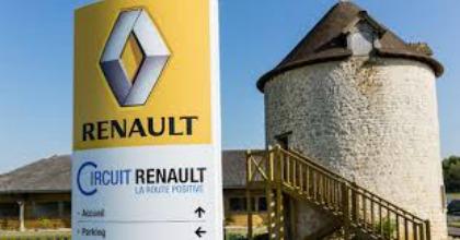 Il nuovo circuito Renault