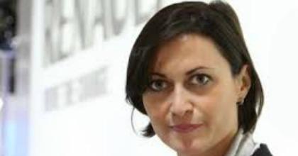 Rosa Sangiovanni, press&product communication manager di Renault Italia