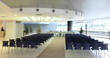 Sala Regione Lombardia Autodromo Monza