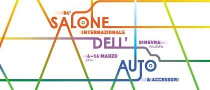 Salone di Ginevra 2014, logo