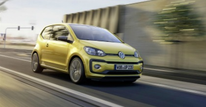 Salone di Ginevra 2016 Volkswagen up!