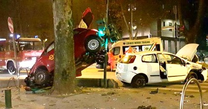 Incidente Enjoy Torino