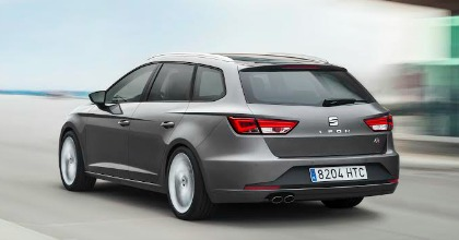 Seat Leon ST Business High 2014