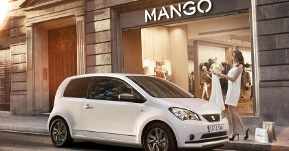 Seat Mii by Mango, la fashion city car spagnola