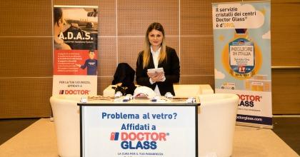 Sicurezza flotte aziendali Doctor Glass Adas
