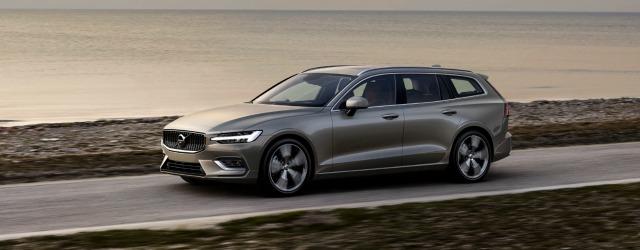 Sicurezza nuova Volvo V60 2018