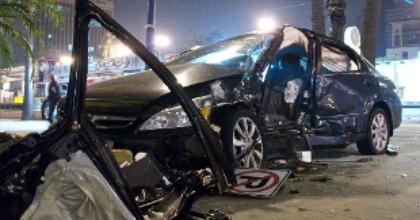 Statistiche incidenti stradali