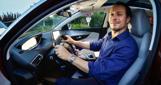 Stefano Accorsi Peugeot