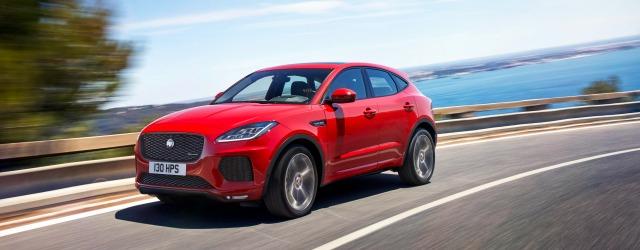 Suv 2018 nuova Jaguar E-Pace