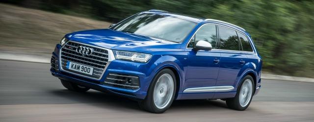 Suv Audi Q7