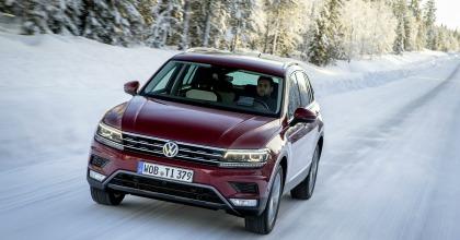 Suv Salone di Ginevra 2016 Nuova Volkswagen Tiguan 4Motion