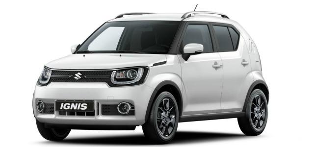 Gamma Suzuki 2018, Suzuki Ignis