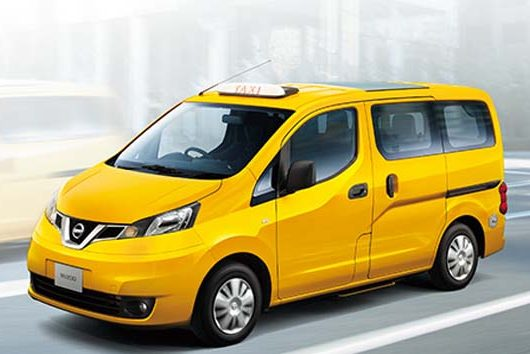 Taxi NV200 Nissan