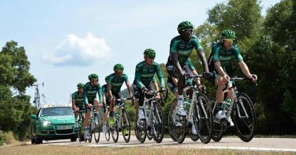 Team ciclistico Europcar