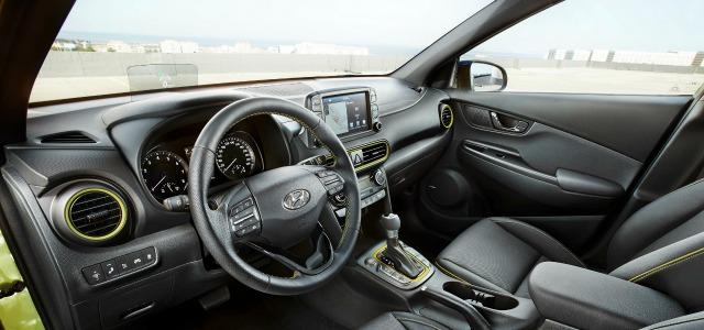 Tecnologia Hyundai Kona