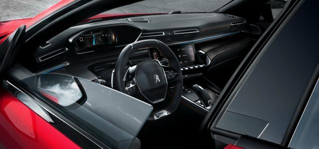 Tecnologia nuova Peugeot 508