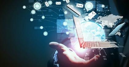 Tecnologia: internet e computer
