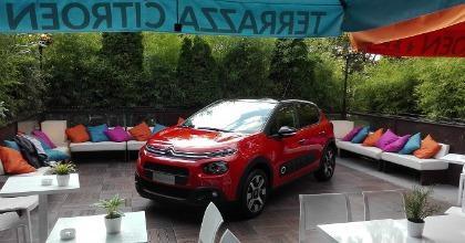 Terrazza Citroën Milano
