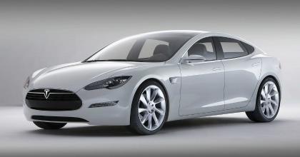 Tesla Model S elettrica