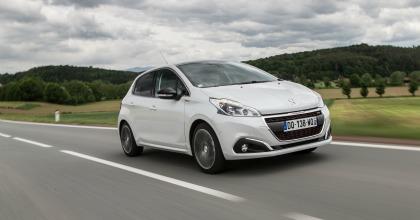 Test drive nuova Peugeot 208 2015