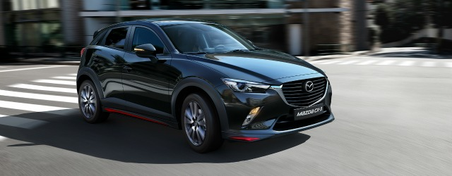 Top Safety Pick+ CX-3