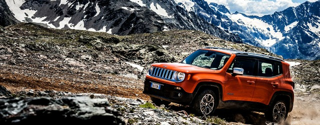 Trazione integrale Jeep Renegade GPL