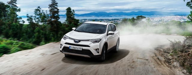 Trazione integrale Toyota