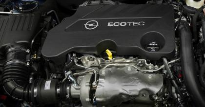 Turbodiesel Opel 2015