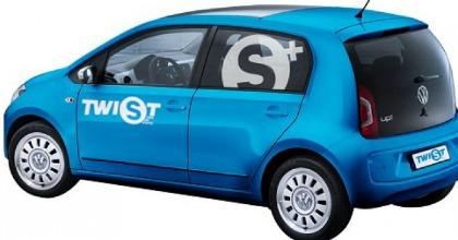 Twist car sharing Milano