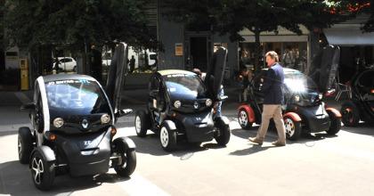 Renault Twizy Arezzo