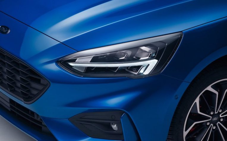 Uscita Ford Focus ST 2019