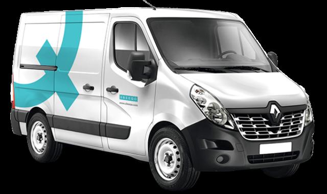 Van Sharing Ubeeqo Renault Master