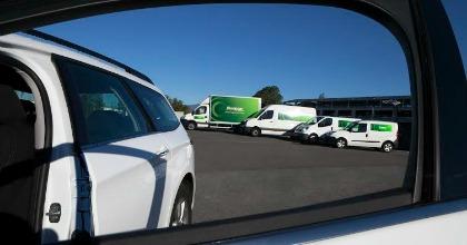 Veicoli commerciali Europcar noleggio