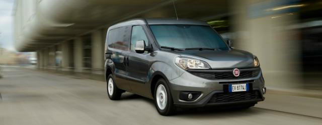 Veicoli commerciali più venduti 2015 Fiat Doblò Cargo grigio