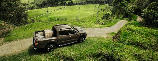 Vendite Renault 2017 nuovo pick-up
