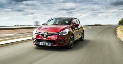 Vendite Renault 2017 Clio rossa