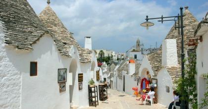 Viaggio in Puglia trulli