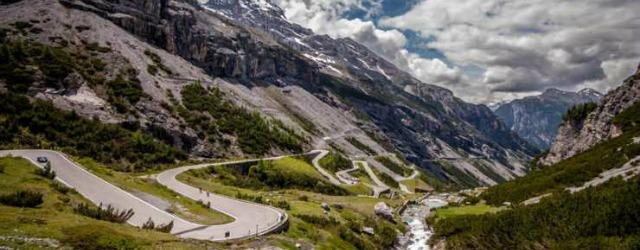 Visitare Italia Passo Stelvio