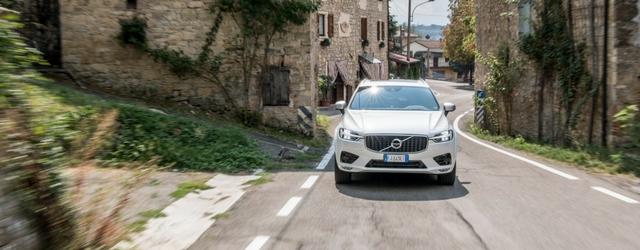 Visitare Piazza Armerina con la nuova Volvo XC60