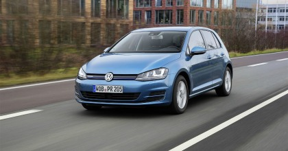 Volkswagen Golf TGI BlueMotion 2014