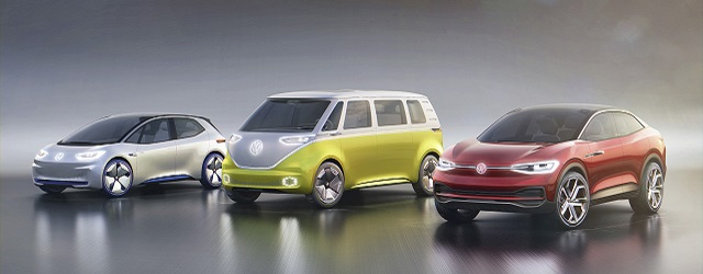 Volkswagen ID Crozz Salone Francoforte 2017
