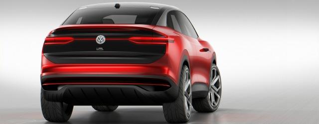 Volkswagen Roadmap E I.D. Crozz posteriore