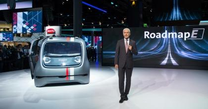 Gruppo Volkswagen Matthias Müller cambio ad